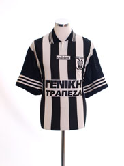 1997-98 PAOK Home Shirt XL