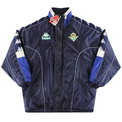 1997-98 Real Betis Kappa Padded Bench Coat *w/tags* XXL