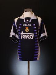 1997-98 Real Madrid Third Shirt XL