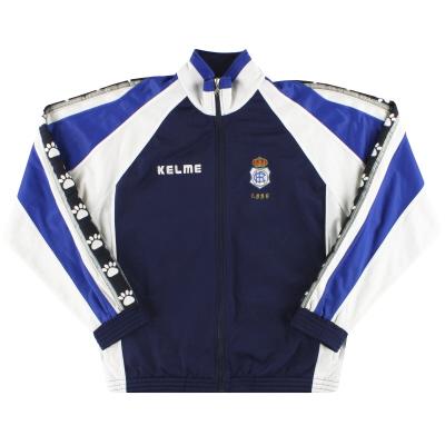 1997-98 Recreativo Huelva Kelme Track Jacket XL