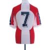 1997-98 Red Star Belgrade Home Shirt #7 XL