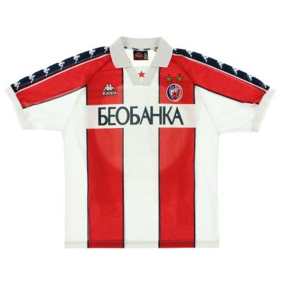 Retro Red Star Belgrade Shirt