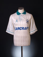1997-98 Rochdale Away Shirt XL