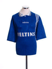 1997-98 Schalke Home Shirt L