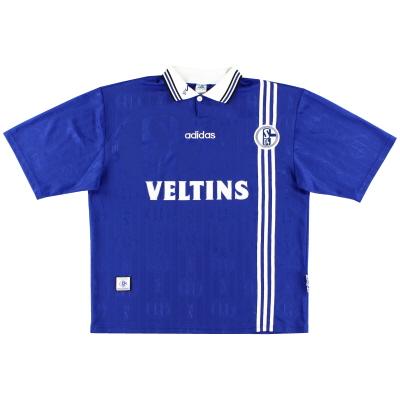 1997-98 Schalke Home Shirt XL