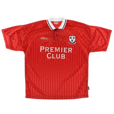 1997-98 Shelbourne Home Shirt #10 L