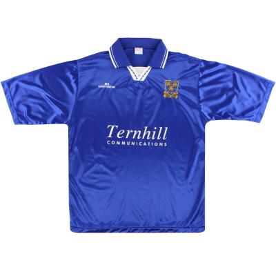 1997-98 Shrewsbury Home Shirt L