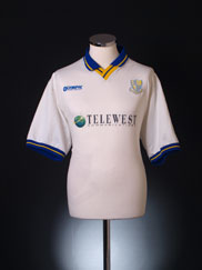 1997-98 Southend United Away Shirt L