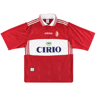 1997-98 Standard Liege adidas Home Shirt L