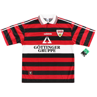 1997-98 Stuttgart Away Shirt *BNWT* XL