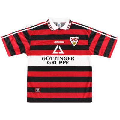 1997-98 Stuttgart Away Shirt L