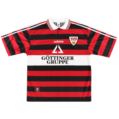 1997-98 Stuttgart Away Shirt XL