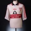 1997-98 Stuttgart Home Shirt Elber #9 XL
