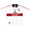 1997-98 Stuttgart Home Shirt Verlaat #5 XL