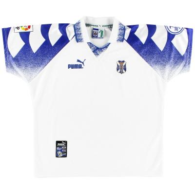 1997-98 Tenerife '75 Aniversario' Home Shirt S