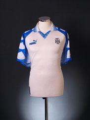 1997-98 Tenerife '75 Aniversario' Home Shirt L