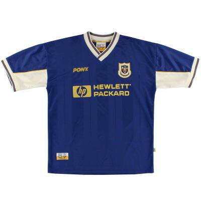 1997-98 Tottenham Pony Away Shirt XL