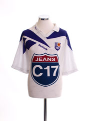 1997-98 Toulouse Home Shirt XXL