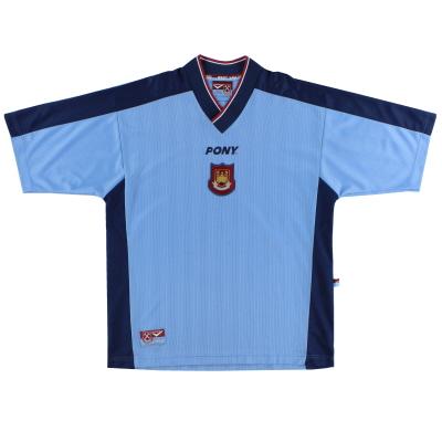Retro West Ham United Shirt
