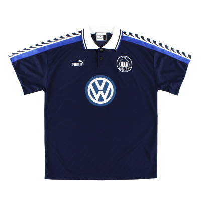 1997-98 Wolfsburg Third Shirt L