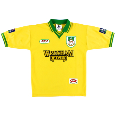 1997-98 Wrexham Away Shirt XS
