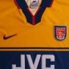 1997-99 Arsenal Away Shirt M