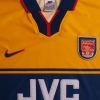 1997-99 Arsenal Away Shirt S