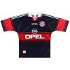 1997-99 Bayern Munich adidas Home Shirt Scholl #7 S