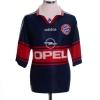 1997-99 Bayern Munich Home Shirt Elber #9 L