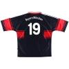 1997-99 Bayern Munich Home Shirt #19 XL