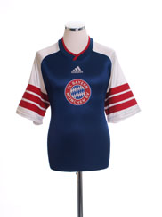 1997-99 Bayern Munich Training Shirt XXL
