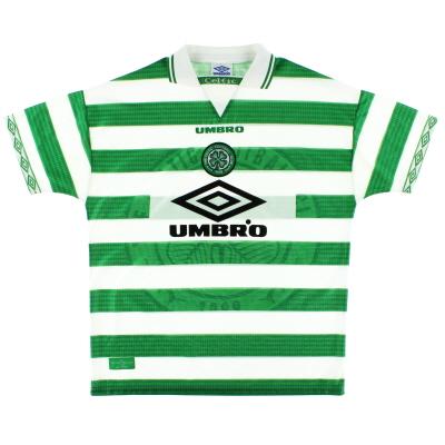 1997-99 Celtic Umbro Home Shirt XL