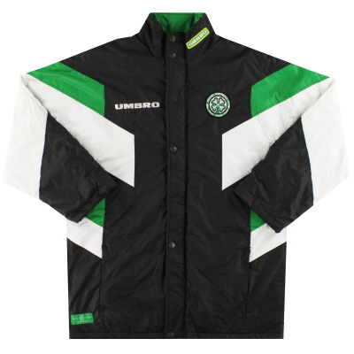 1997-99 Celtic Umbro Rain Coat *Mint* XL