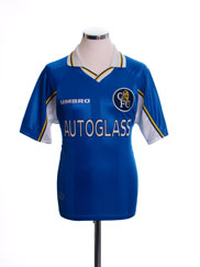 1997-99 Chelsea Home Shirt *Mint* L