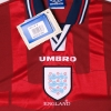1997-99 England Away Shirt *BNWT* M