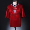 1997-99 England Match Issue Away Shirt #5 XL