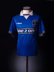 1997-99 Everton Home Shirt XL