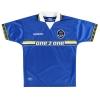 1997-99 Everton Umbro Home Shirt Ferguson #9 Y