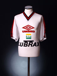 1997-99 Flamengo Umbro Training Shirt XL