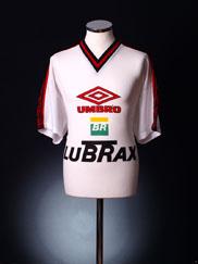 1997-99 Flamengo Umbro Training Shirt XL