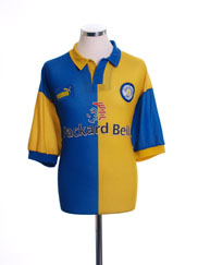 1997-99 Leeds Away Shirt XXL