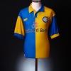 1997-99 Leeds Away Shirt Ribeiro #10 L