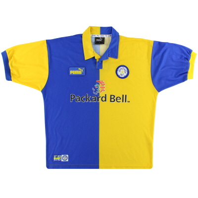 1997-99 Leeds Puma Away Shirt L