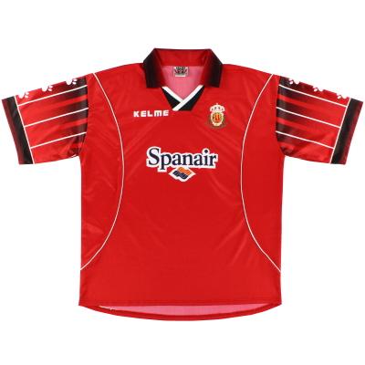 1997-99 Mallorca Kelme Home Shirt L