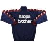 1997-99 Manchester City Kappa Track Jacket *Mint* XL
