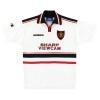 1997-99 Manchester United Umbro Away Shirt Butt #8 L.Boys