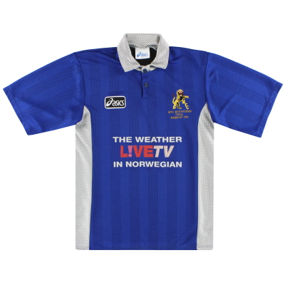 Retro Millwall Shirt