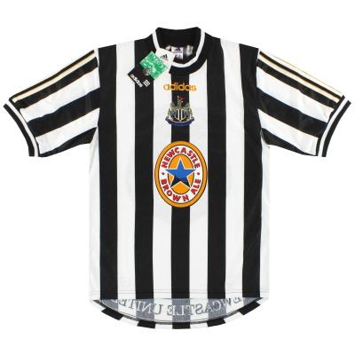 1997-99 Newcastle adidas Home Shirt *w/tags* S
