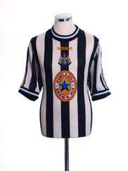 1997-99 Newcastle United Home Shirt