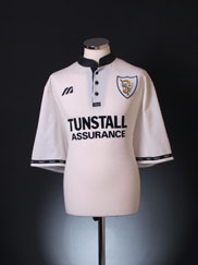 1997-99 Port Vale Home Shirt L